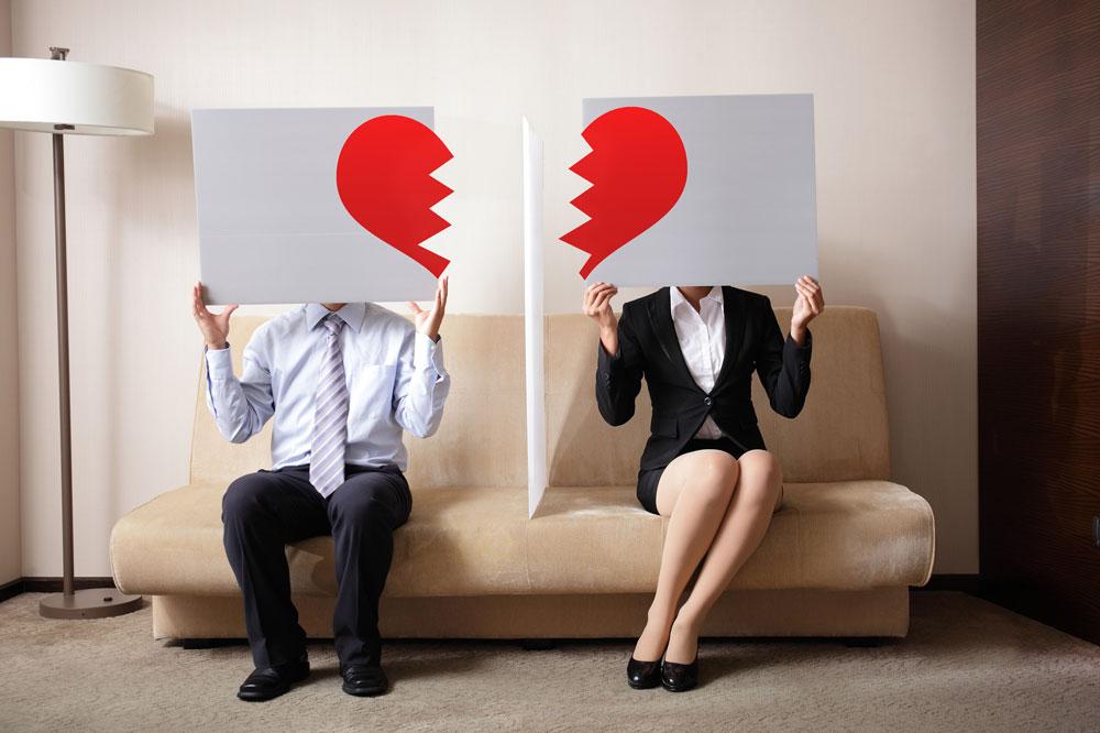 Trennung/ Scheidung